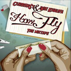 "Wiz Khalifa & Curren$y's ""How Fly"" Mixtape Hits Streaming Services"