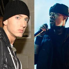 """Eminem & Redman's First Collaboration Was """"Off The Wall"""""""