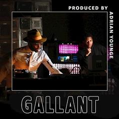 """Gallant & Adrian Younge Link Up On """"Strobe Lights"""""""
