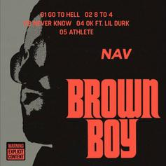 """Nav Releases """"Brown Boy EP"""" With Minimal Features"""