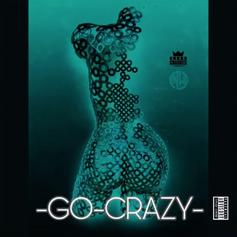 """KXNG Crooked Returns With """"Go Crazy"""""""