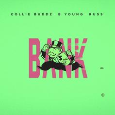 "Russ Joins Collie Buddz & B Young On ""Bank"""