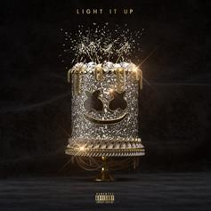 """Chris Brown & Tyga Team Up With Marshmello To """"Light It Up"""""""