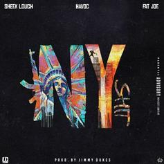 "Sheek Louch Taps Havoc & Fat Joe For Appropriately Titled ""New York Shit"""