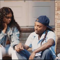 """Jacquees Drops Visual To Single """"Who's"""" Starring His GF Dreezy"""