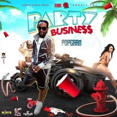 "Popcaan Is Back With ""Party Business"""