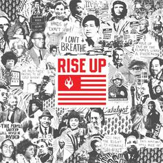"""Black Thought, Aloe Blacc & More Join J. Period On """"Rise Up"""" Tape"""