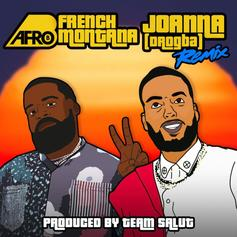 """French Montana Gives """"Unforgettable"""" Vibes On Afro B's """"Joanna (Drogba)"""" Remix"""