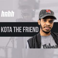 Kota The Friend Effortlessly Flows In His HNHH Freestyle Session