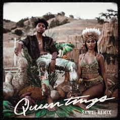 "Masego Taps Santi For ""Queen Tings"" Remix"