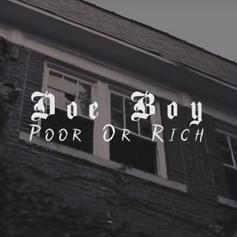 "FBG's Doe Boy Drops Off Brand New Banger ""Poor Or Rich"""