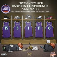 "Check Out Skyzoo And Pete Rock's New Single ""Eastern Conference All-Stars"""