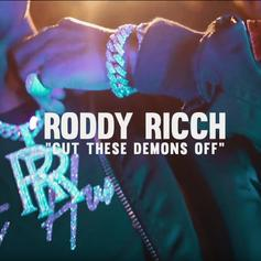 "Roddy Ricch Returns With His Latest Single ""Cut These Demons Off"""