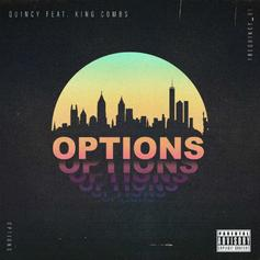 "Quincy Brown Taps His Brother King Combs For ""Options"" Single"