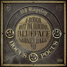 "DJ Kay Slay Unites Blueface & A Boogie Wit Da Hoodie & Moneybagg Yo On ""Hocus Pocus"""