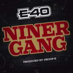 """E-40 Reps The 49ers With A Passion On """"Niner Gang"""""""