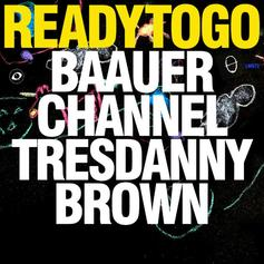 """Danny Brown, Channel Tres & Baauer Slide Into The Rave On """"Ready To Go"""""""