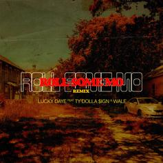 """Wale & Ty Dolla $ign Lend Lucky Daye A Hand On """"Roll Some Mo (Remix)"""""""