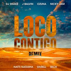 "DJ Snake Enlists Ozuna, Nicky Jam & More For ""Loco Contigo"" Remix"