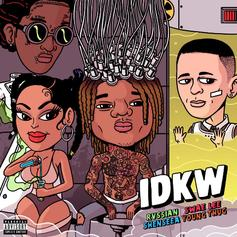 """Rvssian Calls Upon Swae Lee, Young Thug, & Shenseea For Dancehall-Themed Hit """"IDKW"""""""