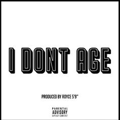 """Royce Da 5'9"""" Raps Like He's Forever Young On """"I Don't Age"""""""