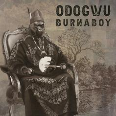 "Burna Boy Sets A Fire On New Song ""Odogwu"""