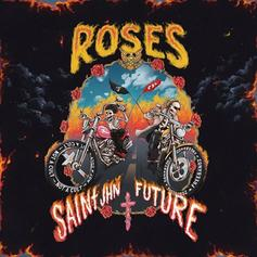 """SAINt JHN Capitalizes On His Viral Success With A """"Roses"""" Remix Featuring Future"""