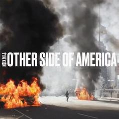 "Meek Mill Protests With ""Otherside Of America"""