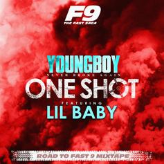 """NBA Youngboy & Lil Baby Release """"Fast 9"""" Anthem """"One Shot"""""""