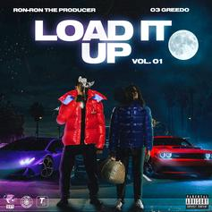 "03 Greedo & Ron-RonTheProducer Release Collaborative Project ""Load It Up Vol. 1"" Featuring Chief Keef, Sada Baby, Key Glock, & More"