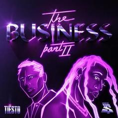 "Tiësto & Ty Dolla $ign Create A Superstar Collab With ""The Business Part II"""