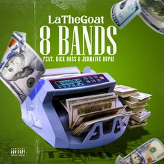 """LaTheGoat Links Up With Jermaine Dupri And Rick Ross On """"8 Bands"""" Remix"""