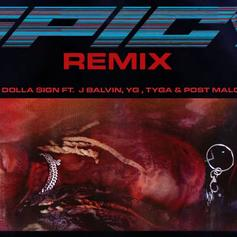 """Ty Dolla $ign Adds YG, Tyga, & J Balvin To """"Spicy (Remix)"""""""