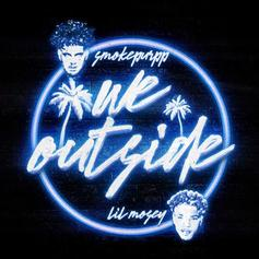 """Smokepurpp & Lil Mosey Live It Up On """"We Outside"""""""