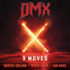 """X Moves,""  A DMX Song Featuring Bootsy Collins, Hits Streaming Services On The Day Of His Passing"