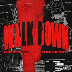 "Pooh Shiesty Co-Signs BigKayBeezy On ""Walk Down"""