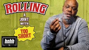 Too Short's All About Flavours When Rolling His OG Joint