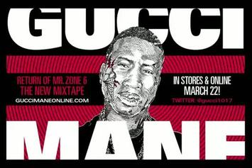 "Gucci Mane Feat. Birdman ""Behind The Secenes of ""Mouth Full Of Gold"" Video"" Video"