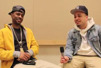 """Big Sean """"Interview With Joey Franchize"""" Video"""