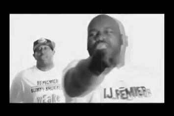 "DJ Premier & Bumpy Knuckles ""B.A.P."" Video"