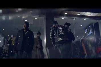 """Pusha T Feat. French Montana """"Doesn't Matter"""" Video"""
