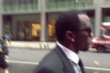 "Diddy ""Makes History By Closing Historical Time Warner Cable Deal (Hustler History) "" Video"