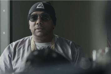 """Jay-Z Feat. Timbaland """"""""4 More"""" Commercial"""" Video"""