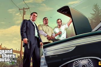 """Grand Theft Auto """"Grand Theft Auto V: Official Gameplay Video"""" Video"""