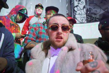 """Mac Miller Talks Different Approach With """"Watching Movies With The Sound Off"""" & Molly"""