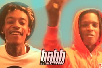 "Wiz  Khalifa Feat. Berner, A$AP Rocky, Ty Dolla $ign, Chevy Woods & Joey Bada$$ ""Under The Influence Tour (Episode 4)"" Video"
