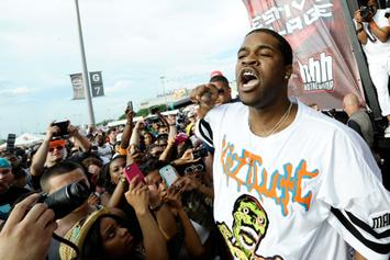 "A$AP Ferg's Says ""What's A King To A Lord?"" In Response To Kendrick Lamar Claiming He's King Of New York"