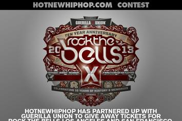Contest: Win Tickets to Rock The Bells 2013