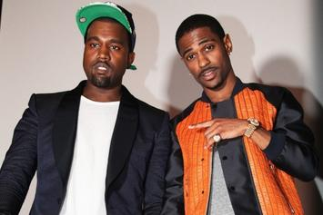 """Big Sean Says """"Fire"""" Beat Was Intended For Kanye West [Update: """"Control"""" Beat Was Made For Jay Z]"""