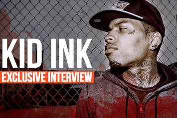 Kid Ink Talks Upcoming Album, Says It's Arriving In December